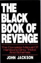 Jackson, John The Black Book of Revenge