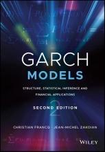 Christian Francq,   Jean-Michel Zakoian GARCH Models