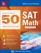 Leaf, Brian McGraw-Hill Education Top 50 Skills for a Top Score