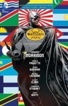 Morrison, Grant Batman Incorporated 1
