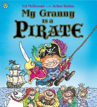 McDermid, Val My Granny Is a Pirate