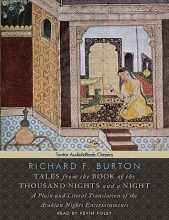 Burton, Richard F. Tales from the Book of the Thousand Nights and a Night