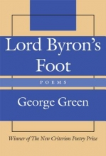 Green, George Dawes Lord Byron`s Foot