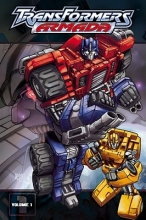 Sarracini, Chris Transformers Armada 1
