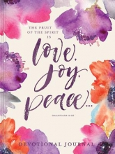 Jones, Danae Love, Joy, Peace Journal