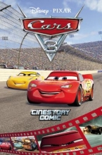 Disney Enterprises, Inc. Disney/Pixar Cars 3 Cinestory Comic