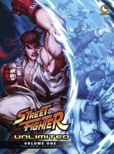 Siu-Chong, Ken Street Fighter Unlimited, Volume 1