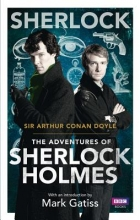 Doyle, Arthur Conan Sherlock: The Adventures of Sherlock Holmes. TV Tie-In