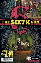Bunn, Cullen The Sixth Gun 2