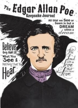 Edgar Allan Poe Keepsake Journal