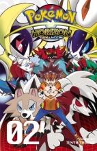 Yabuno, Tenya Pokémon Horizon 2