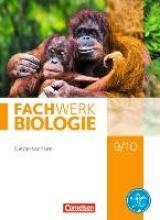 Hampl, Udo,   Schulte, Alexandra,   Stelzig, Ingmar,   Tegtmeyer, Ulrike Fachwerk Biologie 9./10. Schuljahr. Schülerbuch Niedersachsen