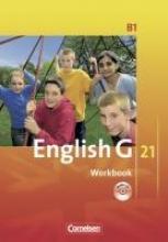 English G 21. Ausgabe B 1. Workbook mit Audio online