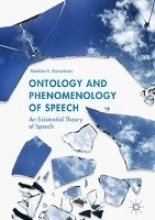 Marklen E. Konurbaev Ontology and Phenomenology of Speech