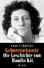 Thompson, Mark Geburtsurkunde