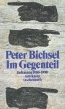 Bichsel, Peter Im Gegenteil