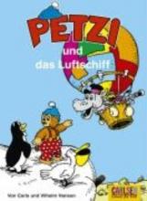 Hansen, Vilhelm Petzi 39. Petzi und das Luftschiff