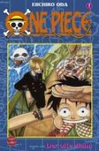 Oda, Eiichiro One Piece 07. Der alte Mann