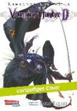 Kikuchi, Hideyuki Vampire Hunter D 07