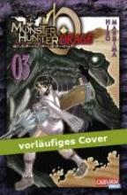 Mashima, Hiro Monster Hunter Orage 03