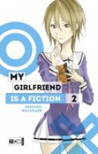 Watanabe, Shizumu My Girlfriend is a Fiction 02