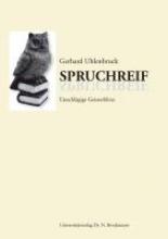 Uhlenbruck, Gerhard Spruchreif