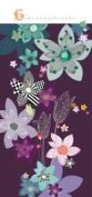 Annas Flowers - immerwährender Geburtstagskalender