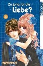 Minami, Kanan Zu jung für die Liebe? 04