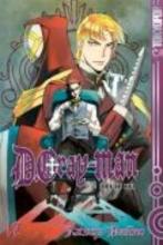 Hoshino, Katsura D.Gray Man17