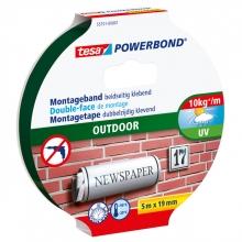 , Powerbond Tesa 55751 montagetape outdoor 19mmx5m