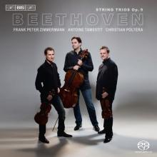 BEETHOVEN - TRIOS OP.9 / TRIO ZIMMERMANN (FRANK PETER ZIMMER