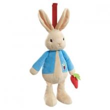 , Peter Rabbit muziekdoos knuffel 28cm (4x in verpakking)