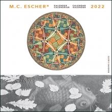 , M.C. Escher maandkalender 2022