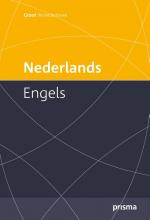 Fokko Veldman Prue Gargano, Prisma groot woordenboek Nederlands-Engels