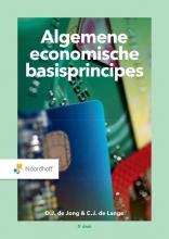 C.J. Lange J. de Jong, Algemene economische basisprincipes