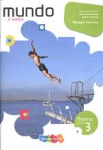 Hannebeth  Haffmans, Anita ter Hofte, Mundo Toerisme leerjaar 1lwoo-bk Themaschrift 3 Toerisme