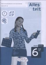 Els van den Bosch-Ploegh, Jeannette  Nijs-van Noort Alles telt Blok 1+2 Maatschrift 6