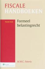 M.W.C. Feteris , Formeel belastingrecht
