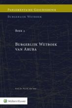 W.J.M. van Veen , Parlementaire geschiedenis van Boek 2 Burgerlijk Wetboek van Aruba