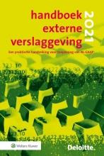 , Handboek Externe Verslaggeving 2021