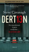 Steve Cavanagh , Dertien
