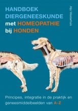Atjo Westerhuis , Handboek diergeneeskunde met homeopathie voor honden