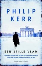 Philip  Kerr Een stille vlam