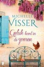 Michelle Visser , Geluk komt in de zomer