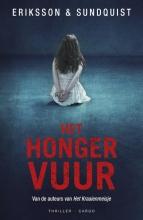 Jerker  Eriksson, Hakan Axlander  Sundquist De zwakte van Victoria Bergman 2 : Het hongervuur