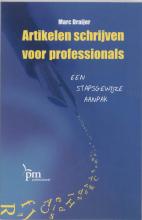 M. Draijer , Artikelen schrijven voor professionals