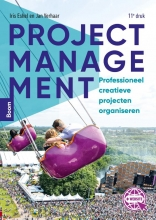Jan Verhaar Iris Eshel, Projectmanagement