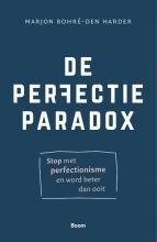 Marjon Bohré-den Harder , De perfectieparadox