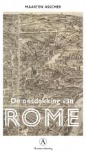 Maarten Asscher , De ontdekking van Rome
