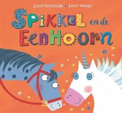 Julia Donaldson , Spikkel en de eenhoorn